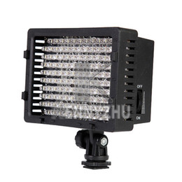 Toptan satış Profesyonel CN-160 Dijital Kamera Video Kamera 9.6W 160 Leds LED Video Işığı