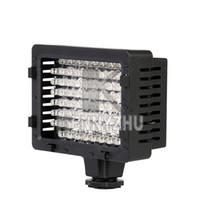 Wholesale Wholesale Video Lighting - CN-76 Professional 4.6W 5600K 76 Leds LED Video Light For Digital Camera Camcorder