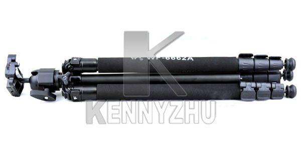 New Hexagon Wrench Professional Fancier WF-6662A 6662A Tripod Pan Head Bag For DSLR Camera