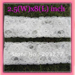2.5'' baby soft lace headbands hair band 36pcs bag free shipping