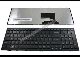 Wholesale New Vpc - New and Original Laptop keyboard for Sony Vaio VPC-EH VPCEH Series Black US English Version - V116646E