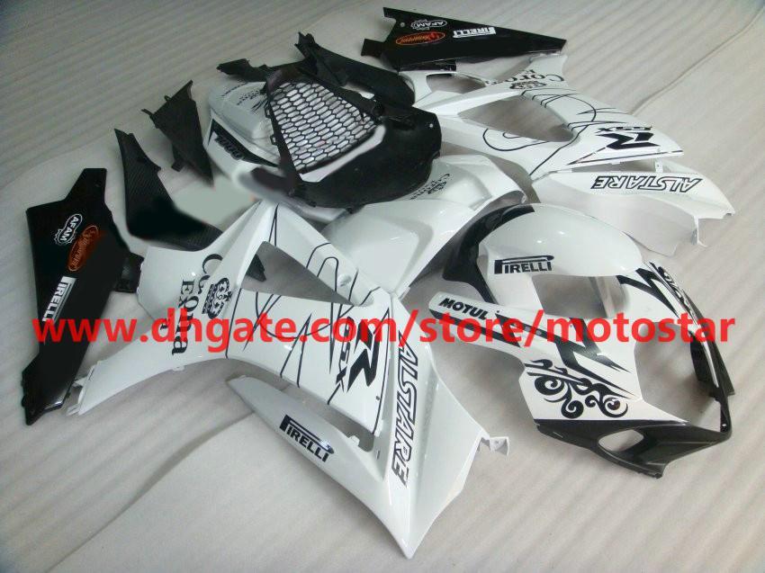 Corona ALSTARE For 2007 2008 SUZUKI GSX-R1000 K7 GSXR1000 07 08 GSXR 1000 full set fairings kit K7M