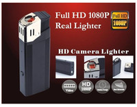 Full HD 1080P USB Flashlight Spy Câmera escondida Video Recorder DVR Real Isqueiro