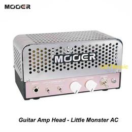 2019 мини-гитара joyo Mooer аудио эффекты Маленький Монстр AC 5W Micro Tube компактный гитарный усилитель головка MU0539