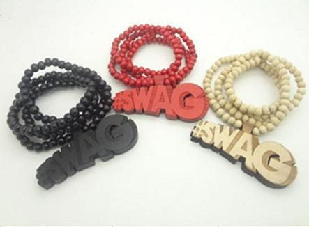 collier homme swag