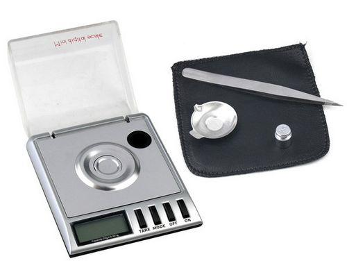 20g 0.001 Mini LCD Digital Scale Diamond Pocket Jewelry precision measure Digital Milligram