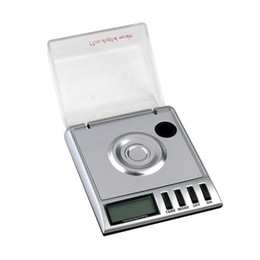 Wholesale high precision balances - 20g 0.001 Mini LCD Digital Jewelry Diamond Scale Portable High Precision Measure Scales Weight Balance With Retail Box