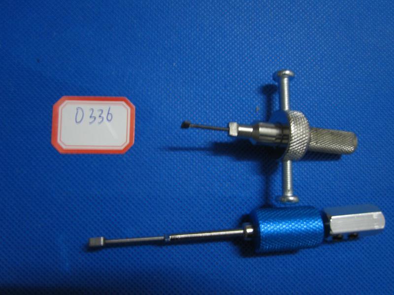 Disc Detainer Lock Pick, Schlossöffner O336