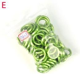 Ccb sciarpa anelli online-Gli alti risultati della sciarpa dei monili di disegno di qualità dei anelli hanno placcato il colore placcato CCB accessori della sciarpa degli accessori DIY dei gioielli, PT-614