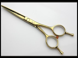 Right Hair Canada - Golden hair cutting scissors Left-handed and Right-Handed 5.5 INCH SMITH CHU HM81-55 NEW