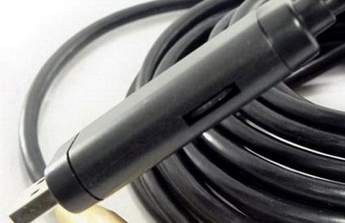 Precio de fábrica 15M Cable USB Cable cámara serpiente boroscopio Cámara Cam 4 LED cámara endoscopio con cable