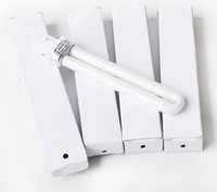 Wholesale 9w uv bulbs - 9W UV Lamp Tube Bulbs for UV Light Good quality 10pcs lot Gel Lamp Nail Curing Dryer(Electronic) Free shipping