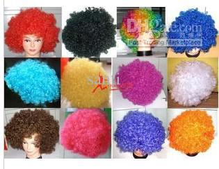 2018 Clown Wig Costume New Circus Curly Party Favors Afro Wigs Adult Costume Wig Hair From Dianz $3.41 | Dhgate.Com  sc 1 st  DHgate.com & 2018 Clown Wig Costume New Circus Curly Party Favors Afro Wigs Adult ...