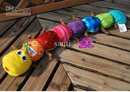 Wholesale Lamaze Bird Toy - Lamaze musical inchworm musical plush toys Lamaze educational toys infant toy baby toy todder toy