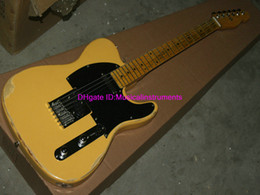 Wholesale Aged Guitar - Free Shipping Newest Aged TL Electric Guitar High Quality Wholesale From China HOT C1093
