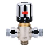 Wholesale Thermostatic Valve Free Shipping - Thermostatic Faucet Valve Suitable For Chrome Bathroom Shower Set Free Shipping HS-02
