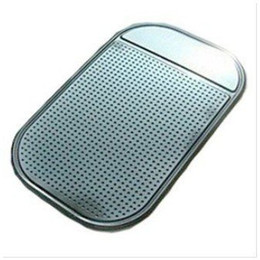 Wholesale Mats For Cars - Fashion Brand New Black Anti Slip Mat Non Slip Car sticker for sticky Pad Phone mp3 mp4 Car Pow