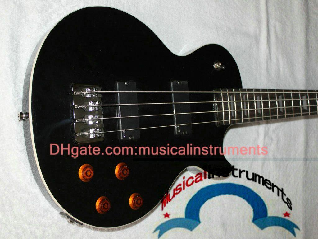 bass guitar black 4 strings electric bass wholesale high quality c1137 martin bass guitar bass. Black Bedroom Furniture Sets. Home Design Ideas