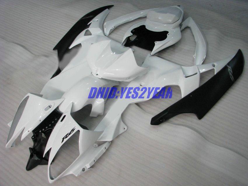 Injectie Mold Fairing Body Kit voor Yamaha YZF-R6 YZF R6 2006 2007 Carrosserie YZF600 YZFR6 R6 06 07 Valerijen Set + Geschenken