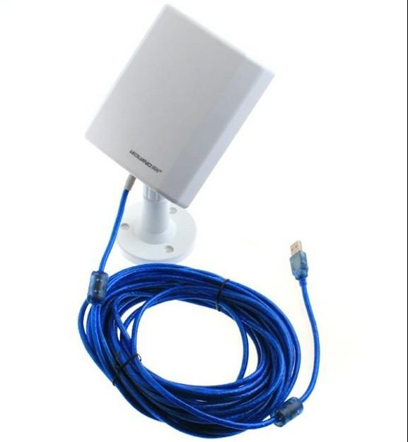 2013 Newest Wireless Adaptor LeGuang LG-N120 USB Wifi Adapter with Antenna 10m Cable 150Mbps