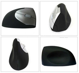 Wholesale Ergonomic Design - Germany Ergonomic Design mouse refuse Wrist Hurted Vertical mouse optical mouse good for your health A028
