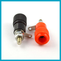 Banana Plug speaker banana jack - Binding Post Speaker Cable mm Banana Jack Plug Red And Black