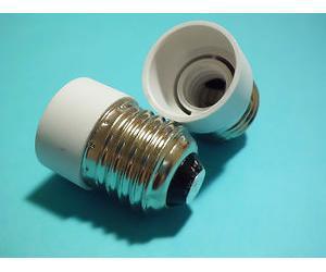 whose E27 to E14 Socket Light Bulb Lamp Holder Adapter Plug Extender Lampholder 50pcs