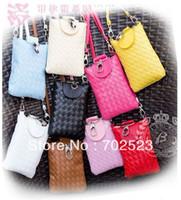 célula bonito da senhora venda por atacado-10 pcs bonito lady girl iphone / telefone celular / rouge / maquiagem / coin bolsa bolsa caso carteira carteira
