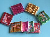 Wholesale Eco Twist - Metallic Twist Tie for Candy Lollipop Cello Bag 800pcs pack 8 cm