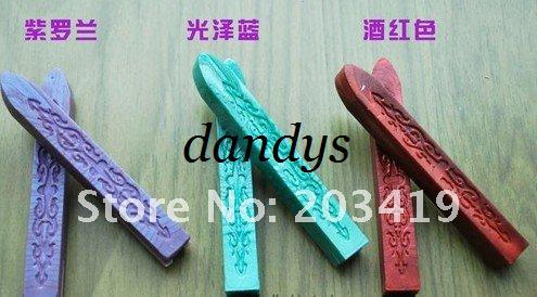 wholesale stamp seal sealing Wax Sticks vintage Classic antique 11 color Postage letter gift craft creative lovely