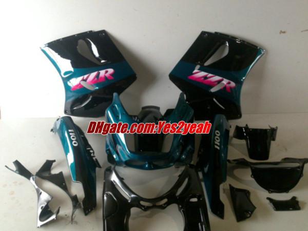 Fairing Body kit for KAWASAKI Ninja ZZR-1100 ZZR1100 1993 1999 2001 2003 Bodywork ZX11 ZZR1100D 93 97 98 01 03 Fairings set+gifts