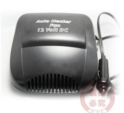 2019 Car Fan Heater Ceramic Car Electric Heater Warm Air