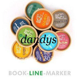 Wholesale Craft Books Wholesalers - wholesale retail 20pc set Bookmarks lot card paper clip book line marker metal gift craft fancy love