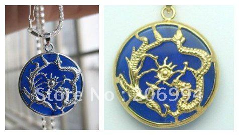 2018 real jade jewelry beautiful blue jade silver dragon phoenix 2018 real jade jewelry beautiful blue jade silver dragon phoenix pendant necklace free chain from ziyou2010shop 1086 dhgate aloadofball Gallery