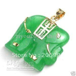 Real jade jewelry green jade elephant pendant necklace free chain real jade jewelry green jade elephant pendant necklace free chain online with 1486piece on ziyou2010shops store dhgate aloadofball Gallery