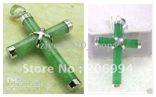 2018 real jade jewelry beautiful green jade cross pendant necklace 2018 real jade jewelry beautiful green jade cross pendant necklace dant free chain from ziyou2010shop 1086 dhgate aloadofball Gallery