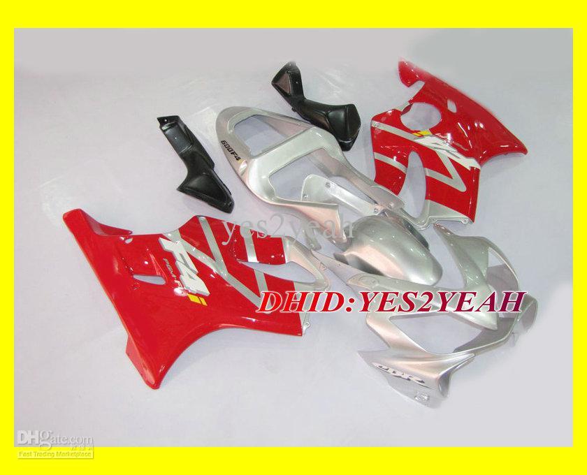 Kit de carroçaria de injecção para HONDA CBR600 F4I 2001 2002 2003 Carroçaria CBR 600 F4I CBR600F4I 01 02 03 Carenagens