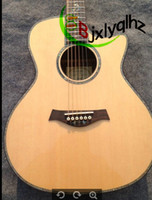Wholesale Acoustic Koa - HOT K916CE Koa Series Electric Acoustic guitar B-Bang Pickups China Guitar Free shipping