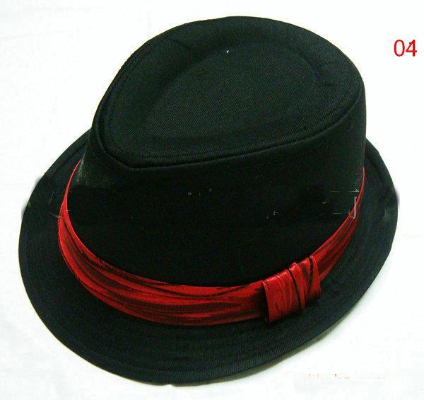 Baby barn barn kepsar tillbehör hatt mode kepsar grossist hatt pojkar grils hattar fedora hatt