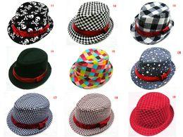 Wholesale 2013 Baby kids children s Caps accessories hat fashion caps hat boys grils hats fedora hat
