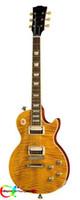 Wholesale Slash Appetite Destruction - NEW Custom Signed Slash Appetite for Destruction Electric Guitar in Yellow