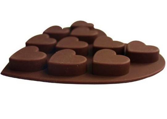 10 holte liefde siliconen mal hart cake snoep chocolade decoreren ijsblokjes lade makers