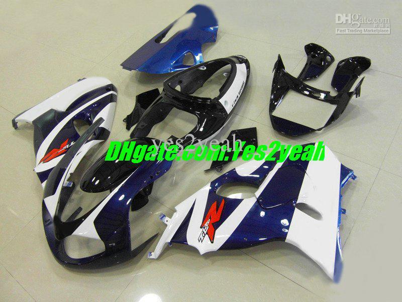 Injektionsfeoking Body Kit för Suzuki TL1000R TL-1000R 1998 2000 2003 TL 1000R 98 99 00 02 03 Fairings Bodywork + Presenter