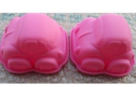 Mooie auto mallen cakevorm zeep schimmel mal muffin cases voor baby