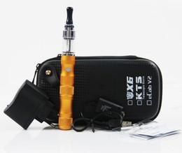 Wholesale Ego Vv X6 - 1300mah VV e cigarette ego vv vaporizer smoke pen X6 electronic cigarette device X6 e cigarette starter kit, X6 VV E cigarette, CE4 X6 Smoke