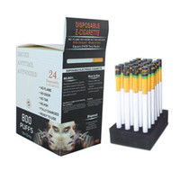 Wholesale Cheapest Disposable Electronic Cigarette - 2013 newest ,health, cheapest disposable e cigarette, 400 puffs 800puffs disposable electronic cigarette,Free shipping! 24pcs lot