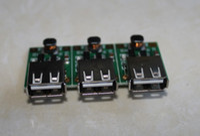 usb boost converter großhandel-DC-DC Converter Step Up Boost Modul 1V bis 5V Ausgang 5V / 500mA USB Ladegerät für MP3 / MP4 Telefon