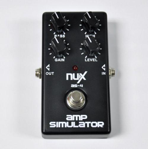 2019 nux modern amplifier simulator pedalboard for guitar bass effect foot pedal board. Black Bedroom Furniture Sets. Home Design Ideas