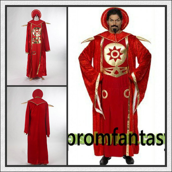 Factory Wholesale Real S&le High Quality Custom Made Cheap Red Flash Gordon Ming Cosplay Costumes  sc 1 st  DHgate.com & Factory Wholesale Real Sample High Quality Custom Made Cheap Red ...
