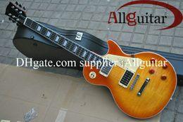 $enCountryForm.capitalKeyWord Canada - standard Jimmy Page guitar signature 1959 standard mahogany ebony fingerboard Electirc Guitar factory outlet